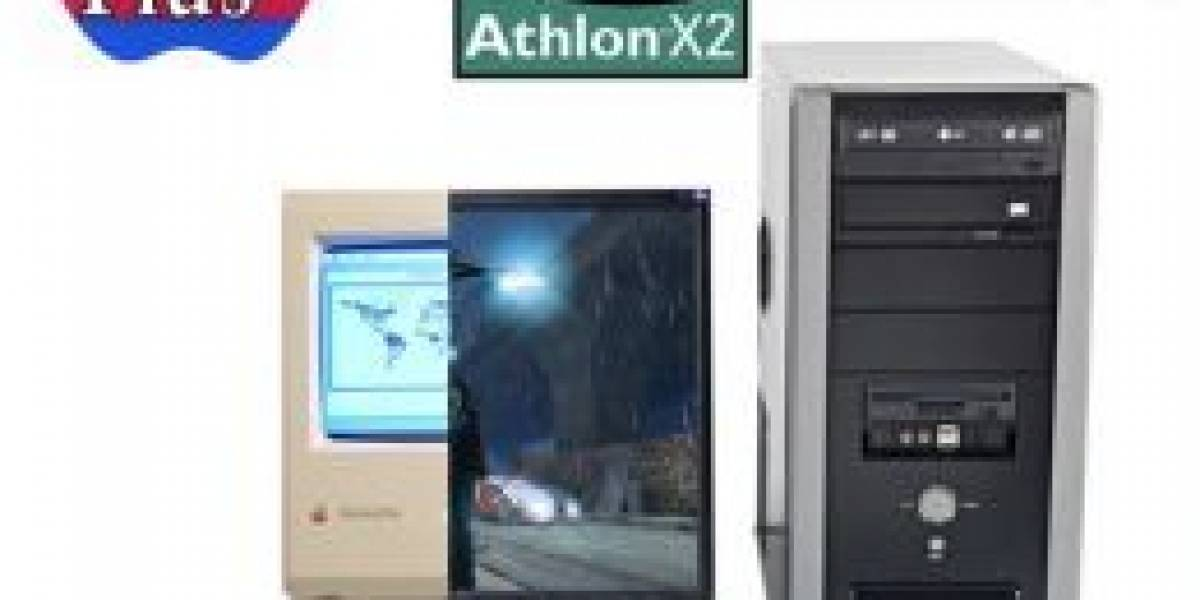 Mac Plus vs Athlon 64 X2