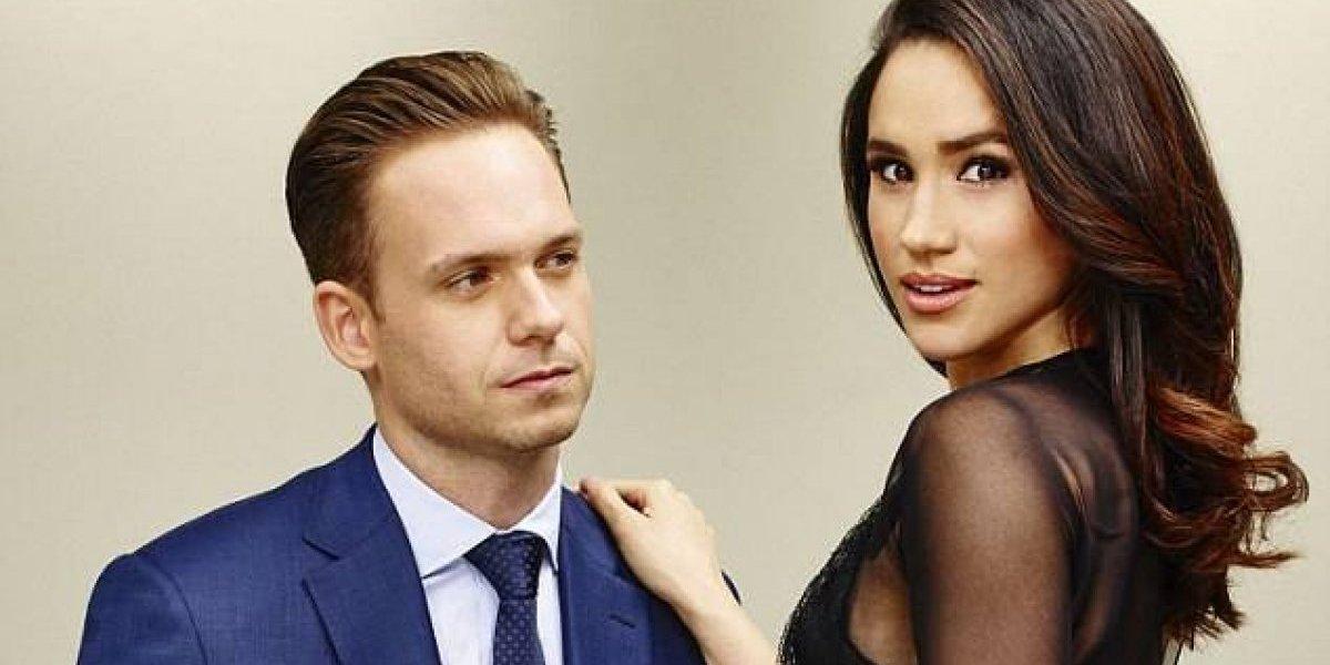 Par romântico de Meghan Markle na ficção também deixará a série 'Suits'