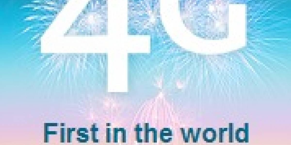 La primera red 4G se lanza en Suecia