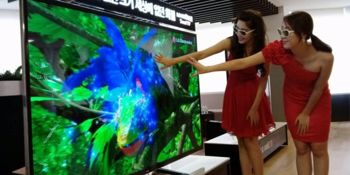 La venta de paneles LCD a 4K explotará durante este 2013