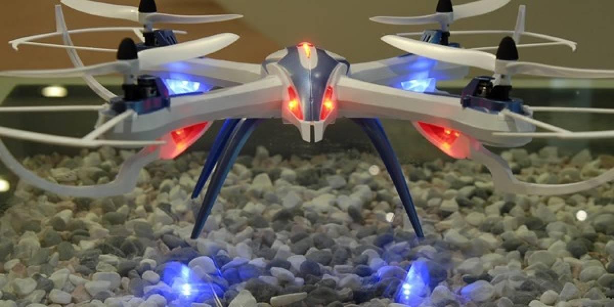 Tenemos Ganador de un Quadracóptero gentileza de Gearbest