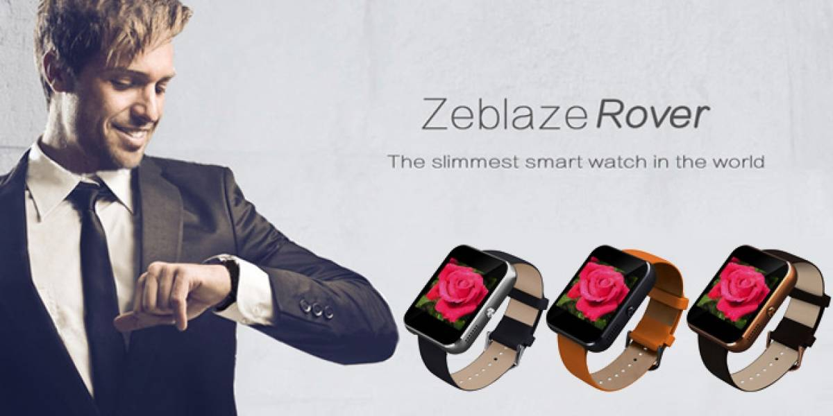 En el mes del padre: Gana dos Smartwatch con Gearbest