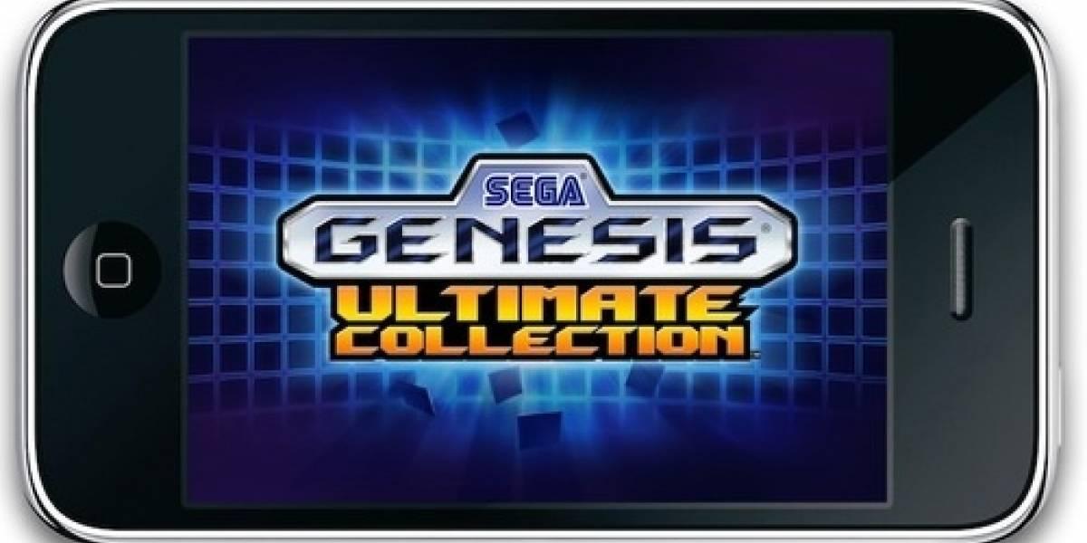 SEGA lanzará un emulador de Genesis para el iPhone