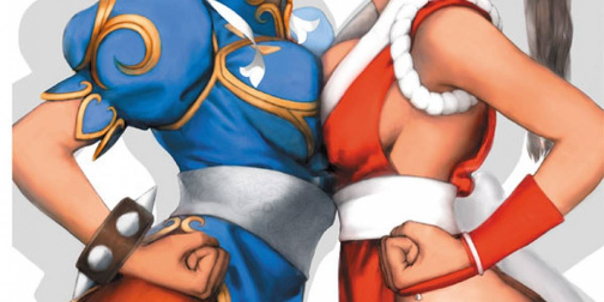 SF20: El Arte de Street Fighter