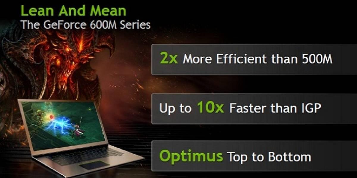 Nvidia Geforce GT 650M a prueba en 3DMark06