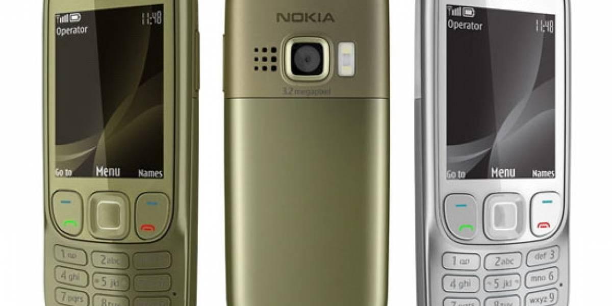 Nokia 6303i Classic: Un móvil básico pero moderno