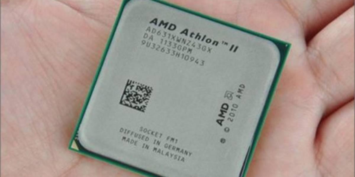 AMD Athlon II X4 631 probado con 8 tarjetas de video