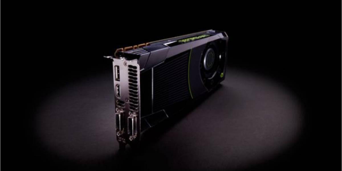 Nvidia Geforce GTX 670 Ti llegará el próximo mes