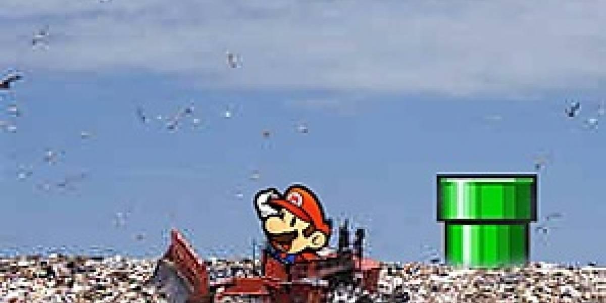 Greenpeace: Nintendo es una compañía muy poco verde