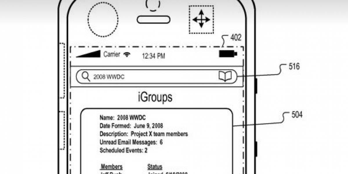 Futurología: Apple está desarrollando una red social para el iPhone