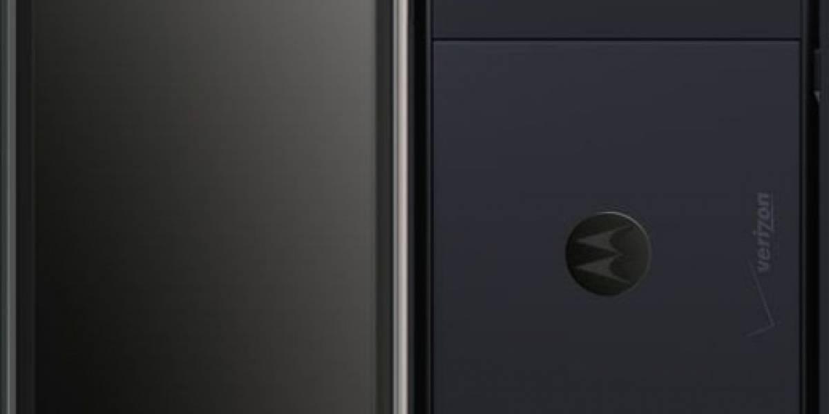 Futurología: Imágenes oficiales del Motorola Droid 2