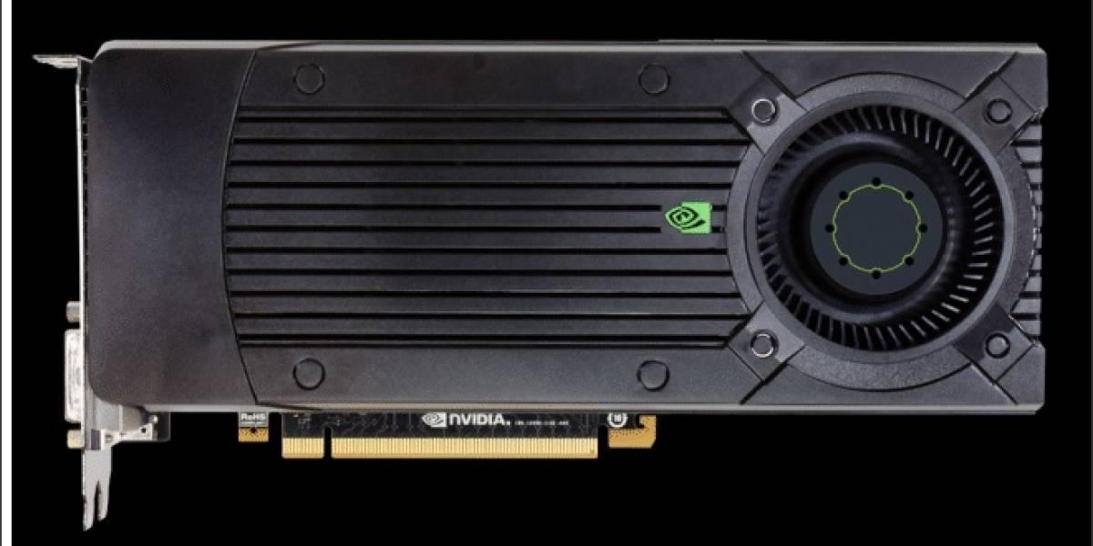 "Conoce al nuevo GPU NVIDIA GeForce GTX 760 ""GK104"""