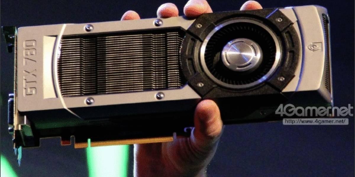 NVIDIA presenta oficialmente su nuevo GPU GeForce GTX 780 en China