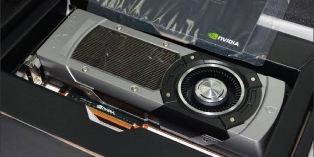 Especificaciones finales de los GPUs NVIDIA GeForce GTX 780 y 770