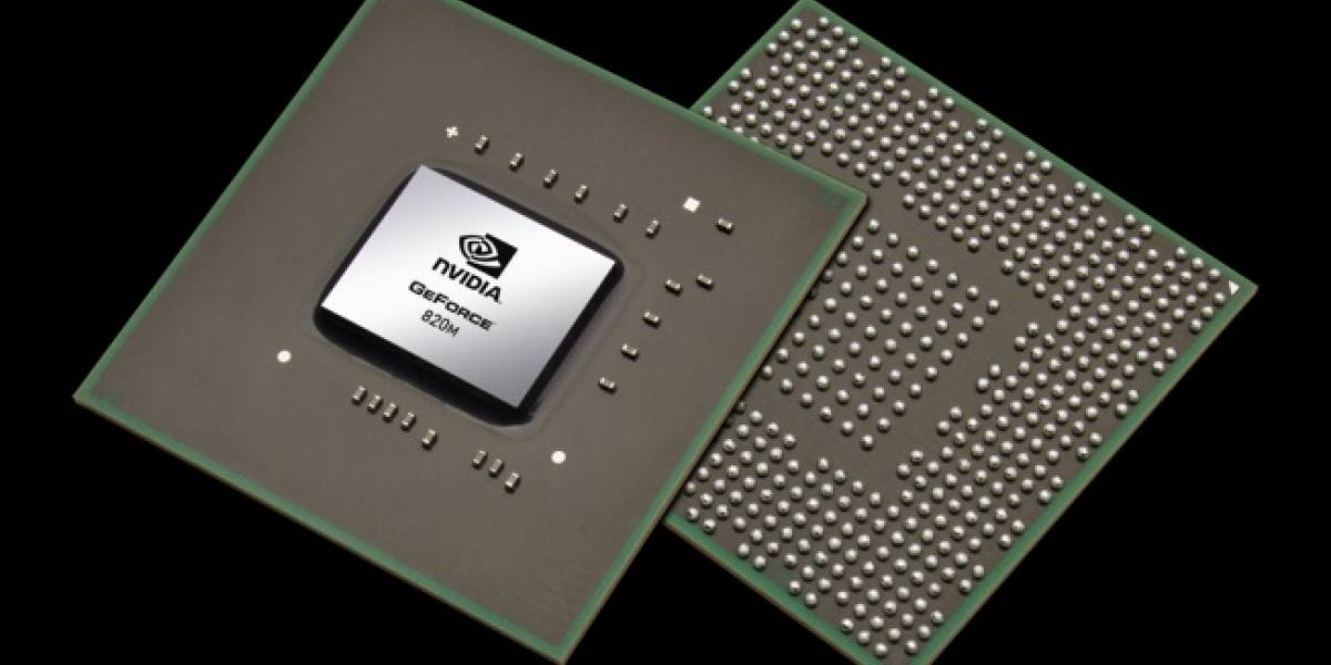 "NVIDIA lanza su nuevo GPU GeForce 820M ""GF117"""