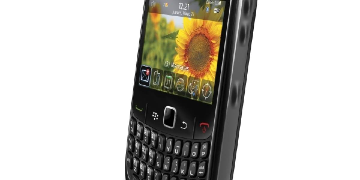 BlackBerry Curve 8520 [W Labs]