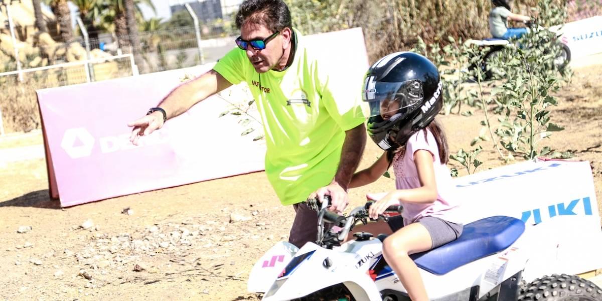 La Escuela Nacional de Movilidad Segura de Motocicletas celebra su primer aniversario