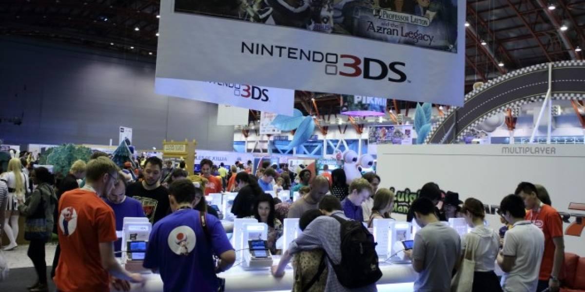 Nintendo 3DS marca récord de ventas en 2013