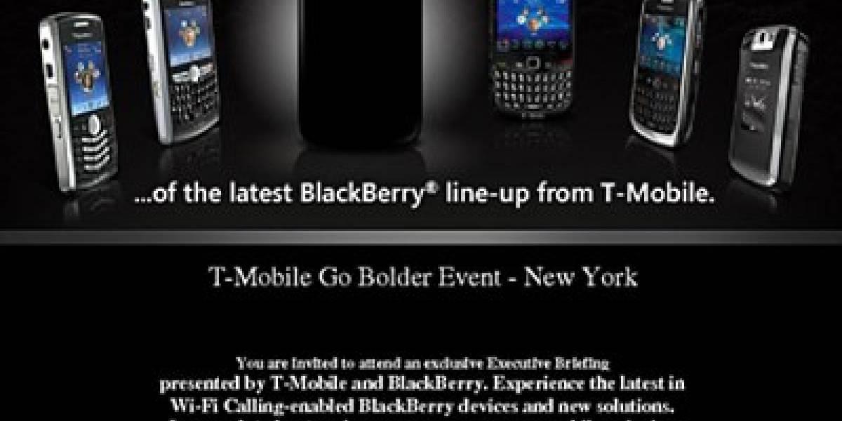Futurología: BlackBerry 9700 Bold 2, desde el 21 de noviembre en T-Mobile
