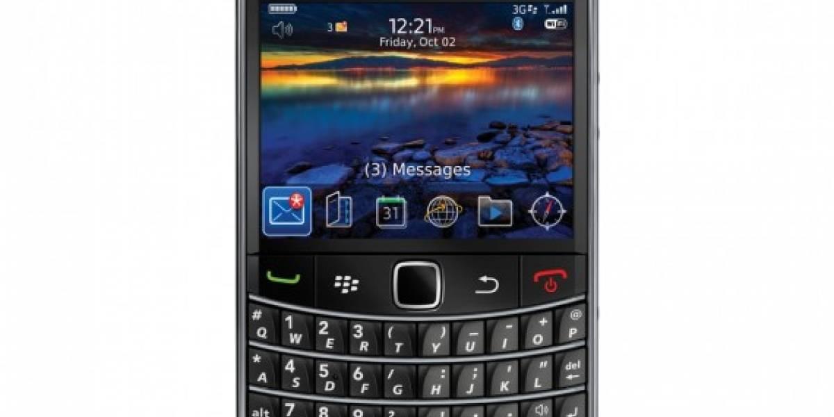 México: BlackBerry Bold 9700 llega con Telcel