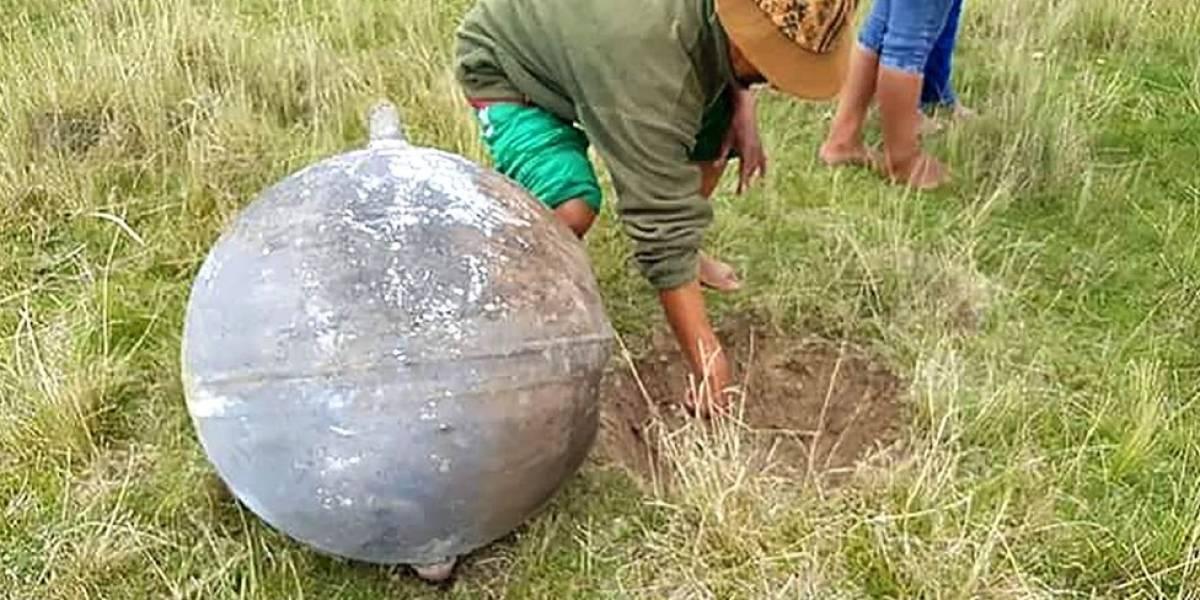 """Autoridades tentam desvendar mistério da """"bola de fogo"""" que passou pelo Acre e caiu no Peru"""