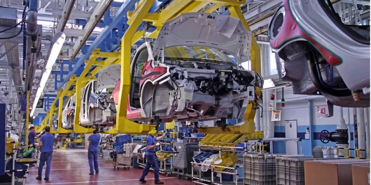 Produção de veículos encolhe 7,3% em agosto