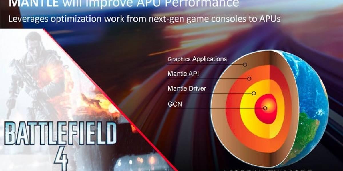 Dice posterga el lanzamiento de su parche Mantle para Battlefield 4