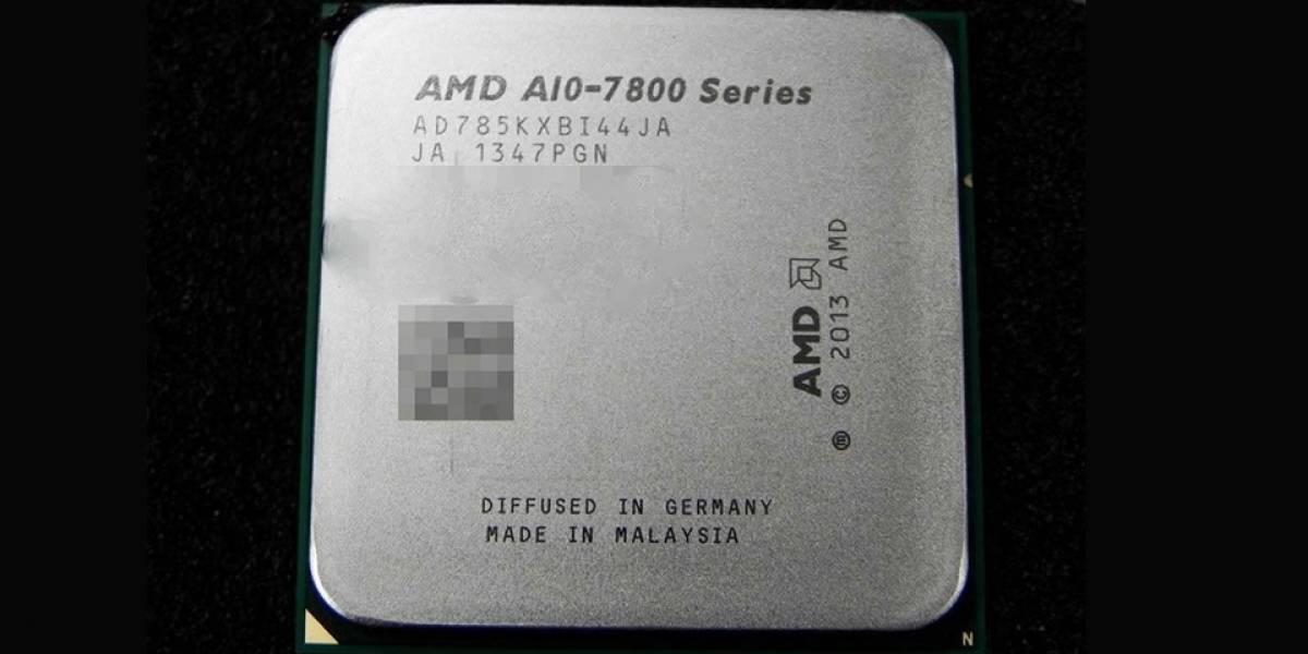 """¿Se filtran los primeros benchmarks de los APU AMD A-7000 Series """"Kaveri-DT""""?"""