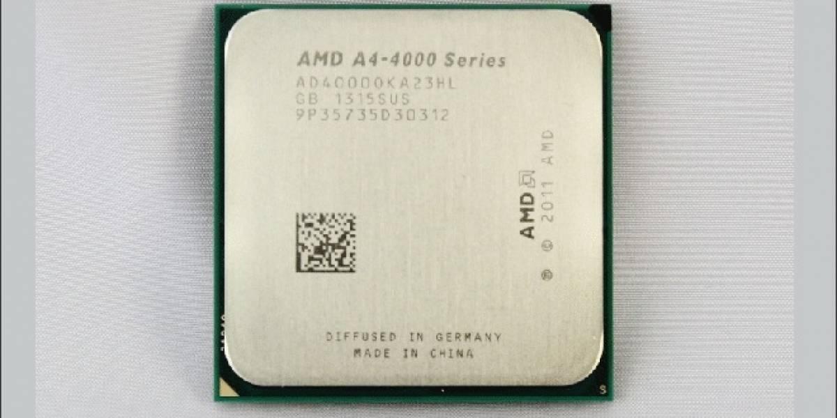 APU AMD A4-4000 a prueba