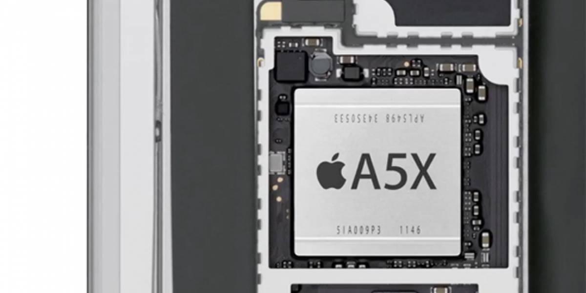 En 2013 Apple podría ser la compañía que despache mayor cantidad de CPUs para móviles