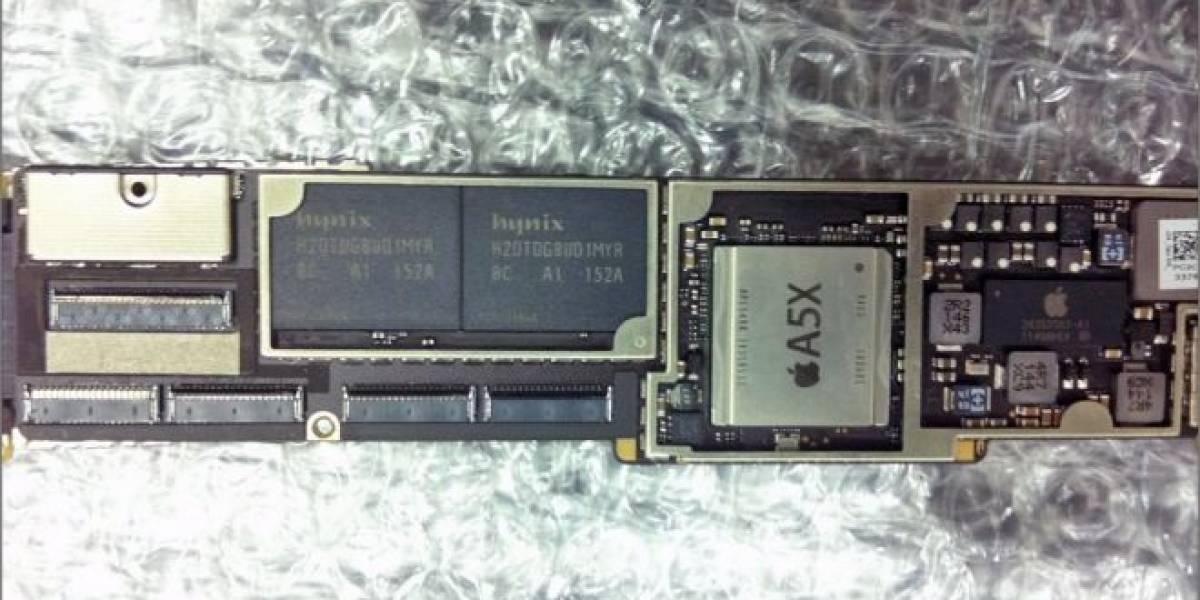 Apple iPad 3 estará basado en el SoC Apple A5X
