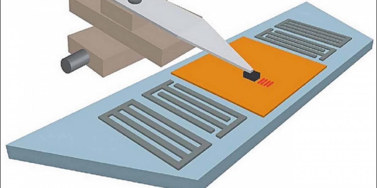 Tecnología AAMR: Grabación magnética asistida por ultrasonido
