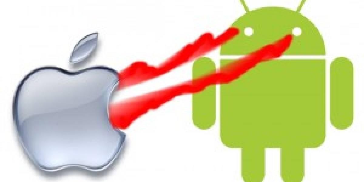 Apple no le cree a las cifras que dicen que Android vende más