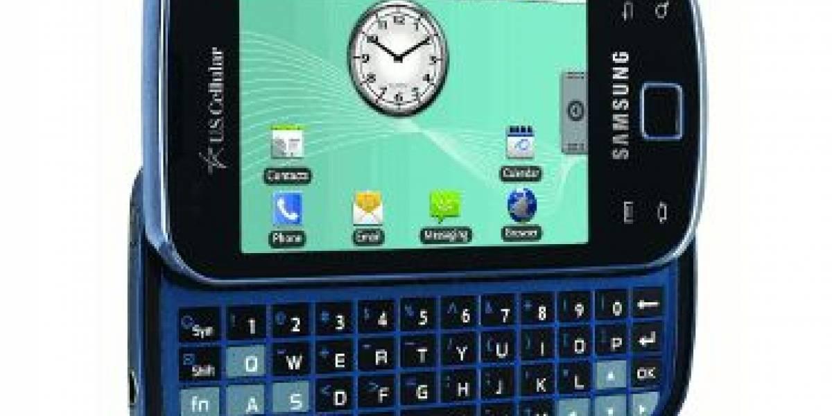 A Samsung se le escapa una foto del Acclaim, su nuevo móvil con Android