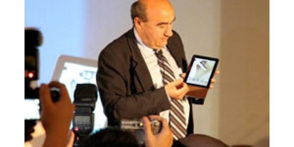 Acer planea lanzar tablets con Android de 7 y 10 pulgadas