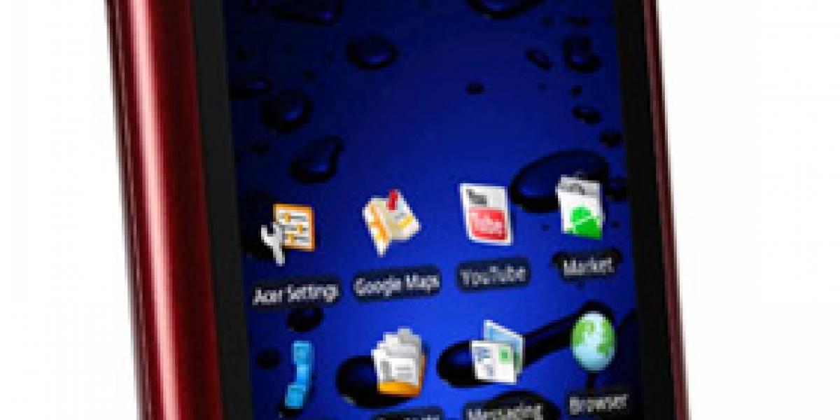 MWC10: Acer Liquid e, un Android económico