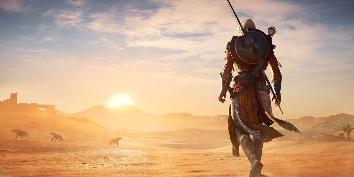 Un llavero habría filtrado lo nuevo de Assassin's Creed