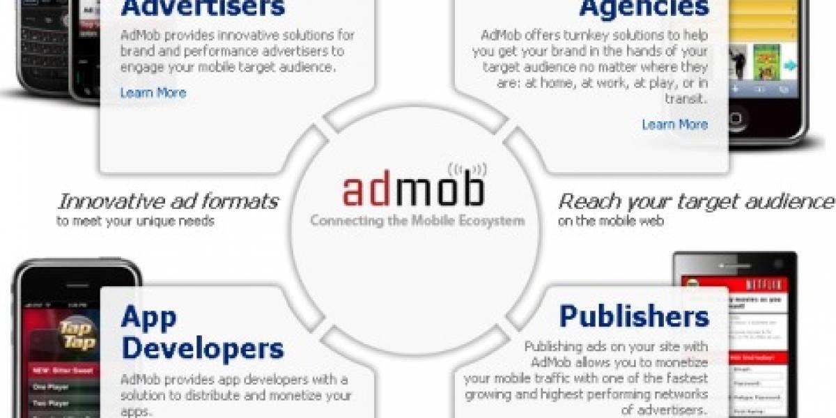 La FTC va a revisar la compra de AdMob