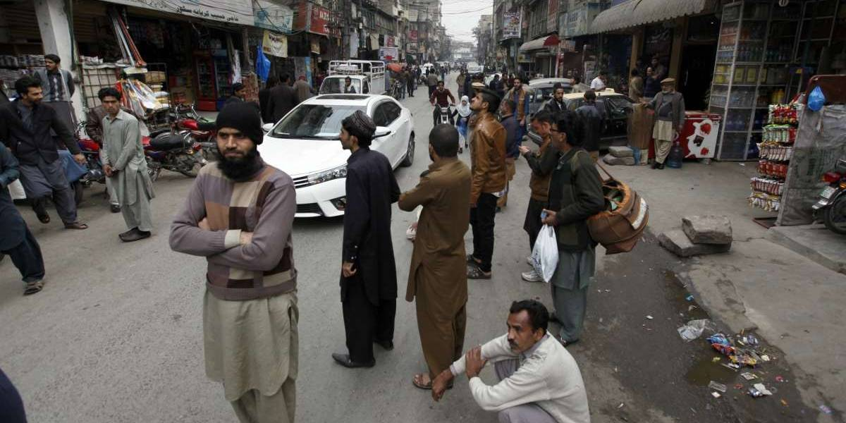 Terremoto de magnitud 6,1 remeció este miércoles a Afganistán y Pakistán