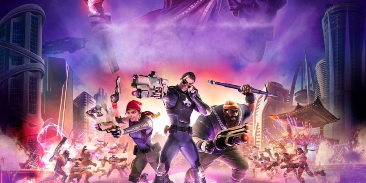 Agents of Mayhem recibe nuevo tráiler presentando a sus protagonistas