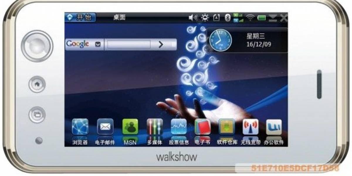 MID Walkshow NX7001, el nuevo dispositivo con Maemo de Aigo