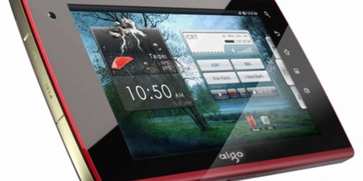 Aigo N700, el tablet chino con Tegra 2 y Android 2.1