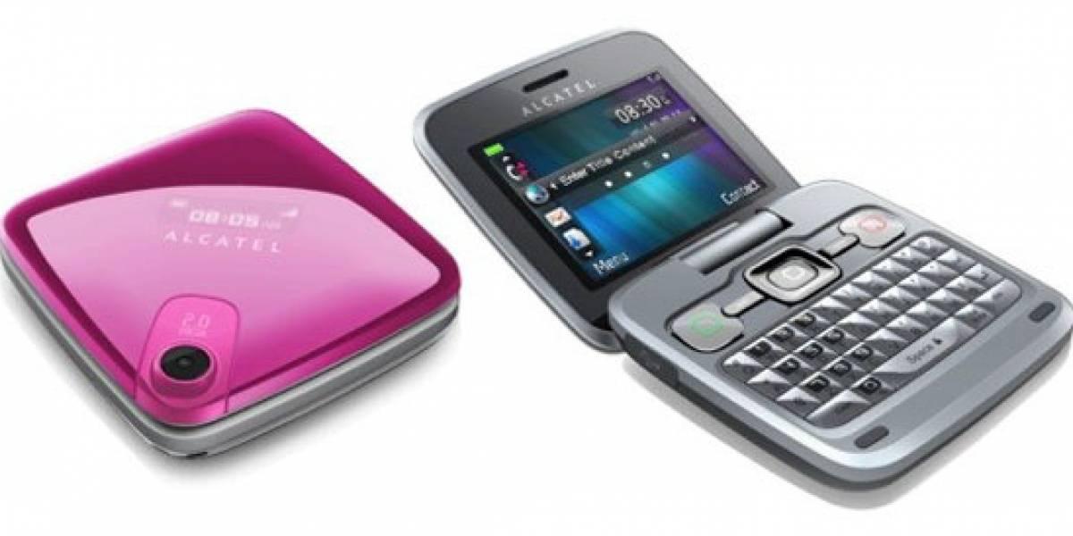 Alcatel OT-808: Un móvil económico y básico