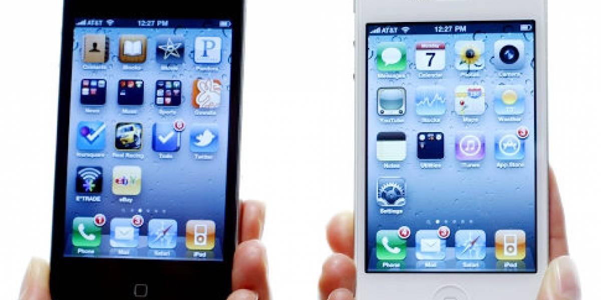 Apple vende 1,5 millones de iPhones 4 el día de estreno