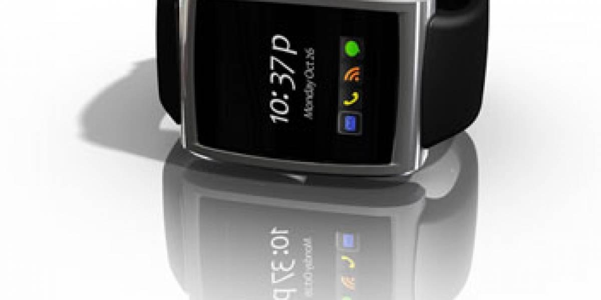 inPulse: Reloj mensajero para BlackBerrys