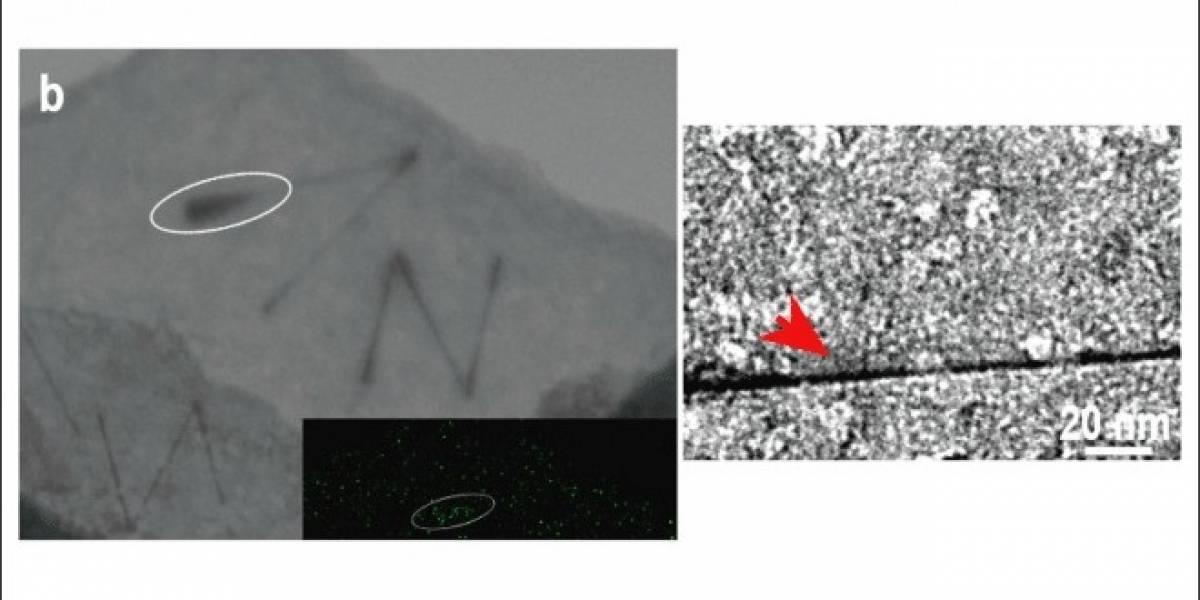 Llega el almacenamiento nanoscópico basado en grafeno