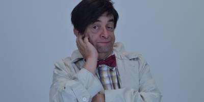 Álvaro Bayona como 'Jaime' en Cállate y escribe.