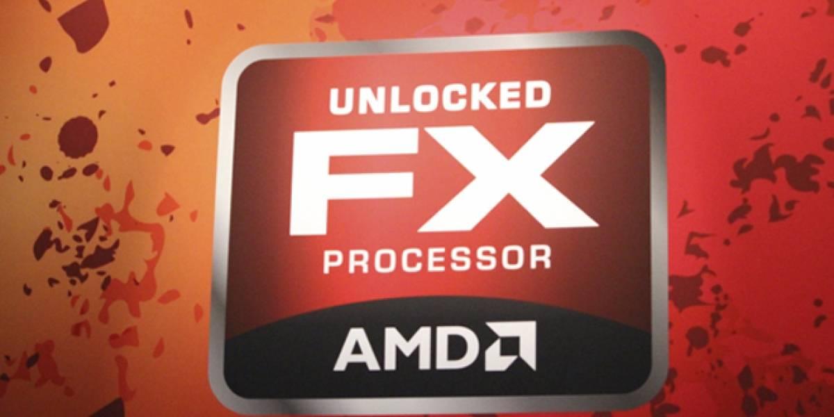 AMD lanzará dos nuevos procesadores desbloqueados FX