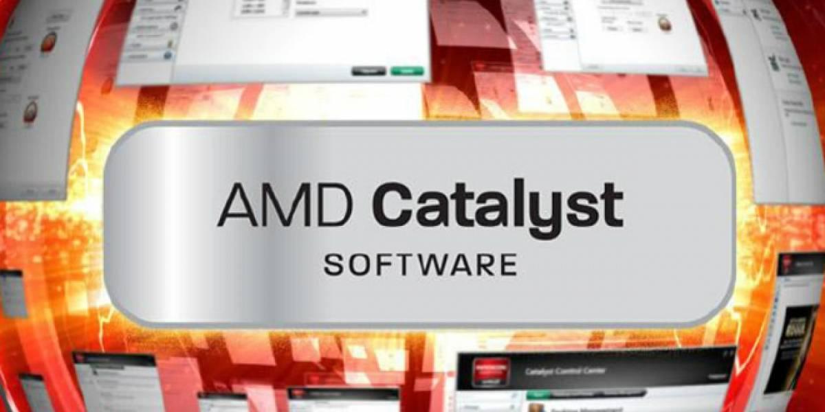 AMD pone a disposición nuevos drivers Catalyst 12.3 para gráficos