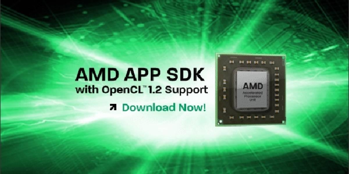 AMD APP SDK 2.8.1 llega optimizado para la arquitectura gráfica escalar Graphics Core Next
